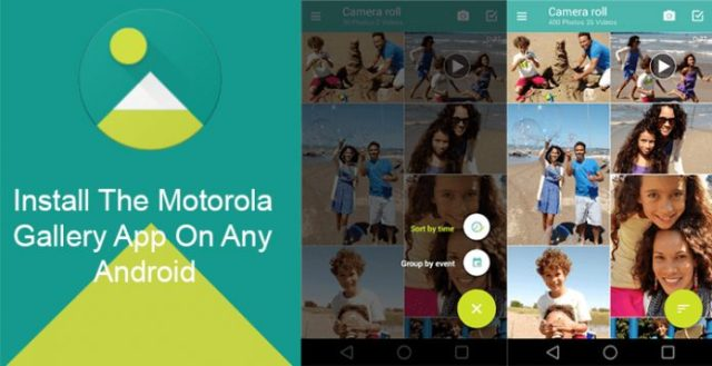 Download Latest Motorola Gallery APK
