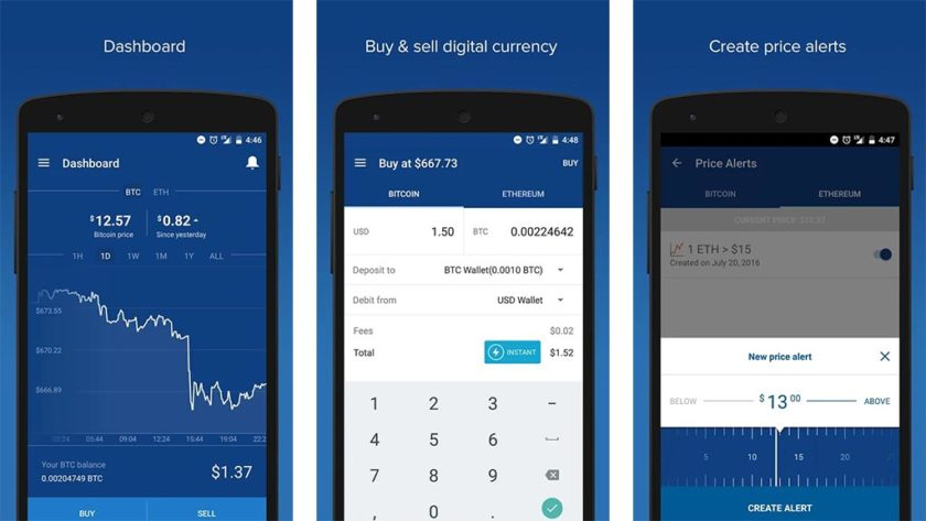 best cryptocurrency widget android