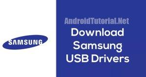 download latest samsung usb drivers