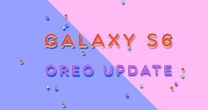 Install Android 8.0 Oreo on Galaxy S6