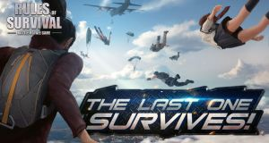 Unfortunately, Rules of Survival has stopped