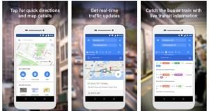 Google Maps Go Released