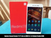 Update Xiaomi Redmi Y1/Y1 Lite to MIUI 9.2.1.0 Global Stable ROM