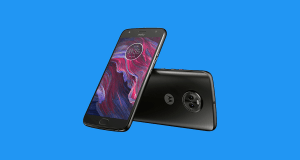 Android 8.0 Oreo update on Moto X4