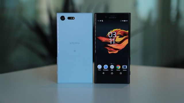 Sony Xperia X Compact To Android 8.0 Oreo