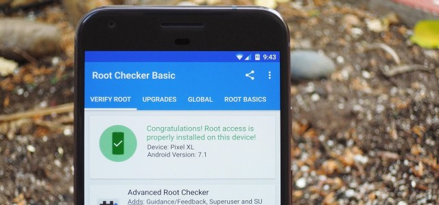 Update on Rooted Google Pixel Devices