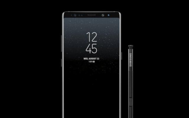 Update Galaxy Note 8