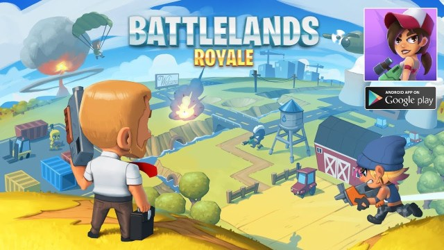 Battlelands Royale APK