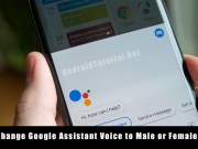 change google assistant voice to new voices
