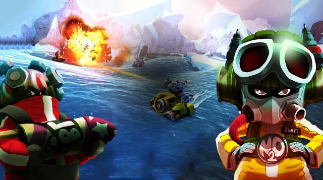 Play Battle Bay on PC