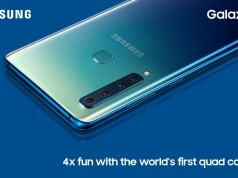 Samsung Galaxy A9 2018 Stock Wallpapers