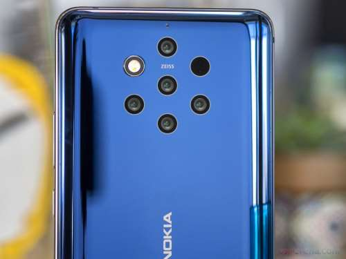 Official Nokia 9 PureView Wallpapers