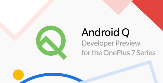 Android Q Beta update