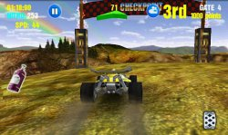 Polvo: Offroad Racing