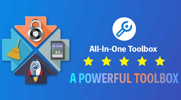 en iyi telefon temizleme uygulaması All-In-One Toolbox: Cleaner, Booster, App Manager