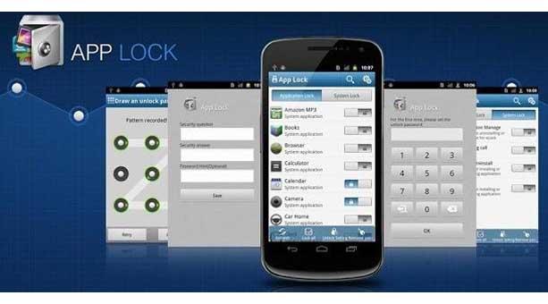 en iyi uygulama kilit uygulaması AppLock domobile lab