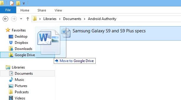 masaüstü google drive 2020