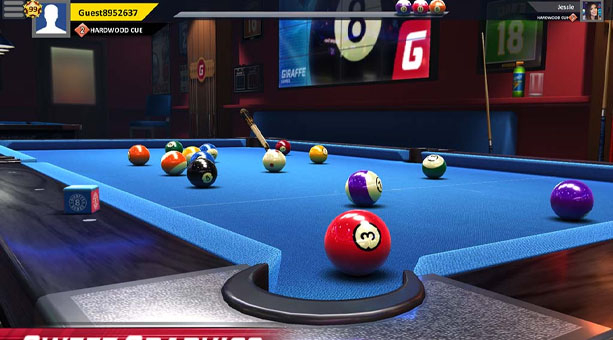en iyi bilardo oyunu Pool Stars