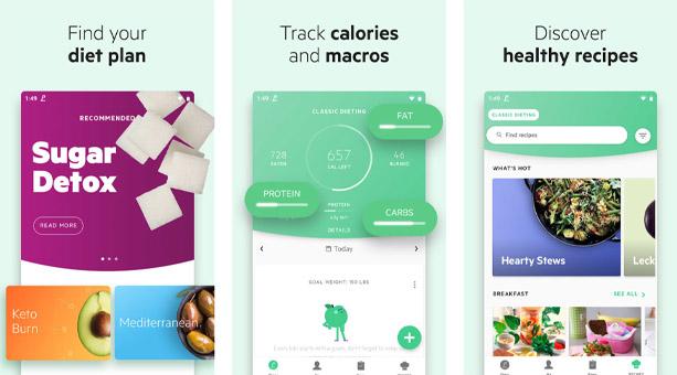diyet uygulaması Lifesum 2020