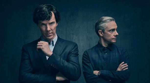 en iyi netflix dizisi Sherlock