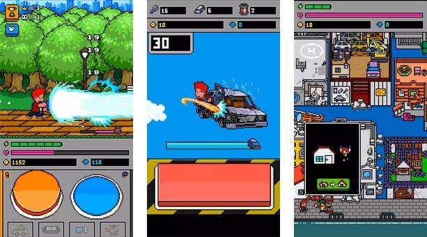PPKP arcade mobil aksiyon oyunu