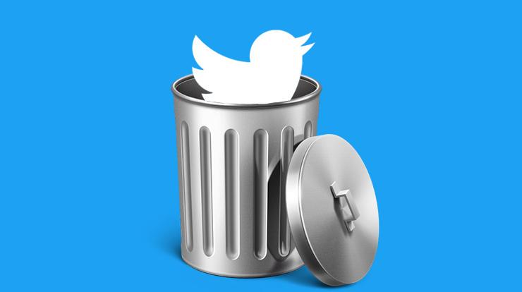 twitter hesap silme veya dondorma 2021