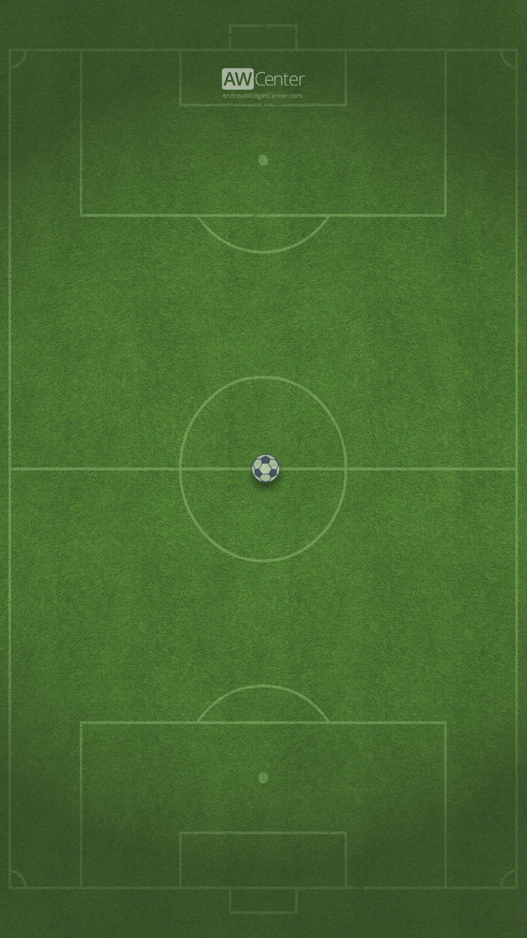 Android Wallpapers for Full HD Screens   Pack 04   AW Center 03 Android Wallpaper Soccer Pitch Preview