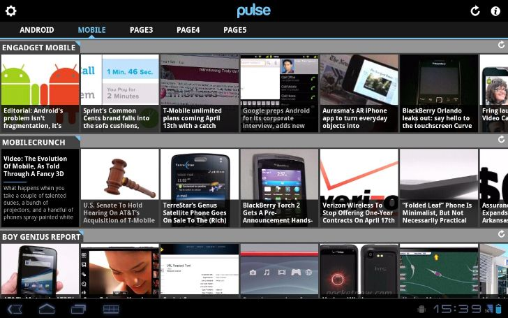 Pulse Tablet