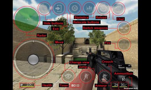 Critical Strike Portable counter strike-
