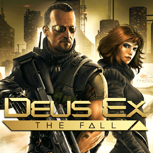Deux Ex: The Fall