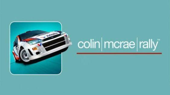 Colin McRae Inicio