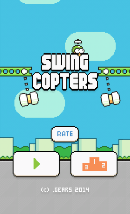 Swing Copter Original