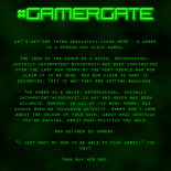 #GamerGate