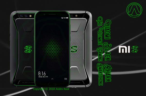 Xiaomi Black Shark Price in India