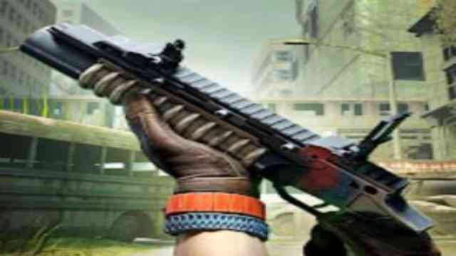 Left to survive Mod APK unlimited Gold + Ammo Download 4.4.0