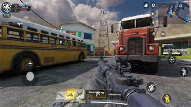 Call of Duty Mobile Mod APK unreleased download Android unlimited COD credit points money Latest pack gameplay 9