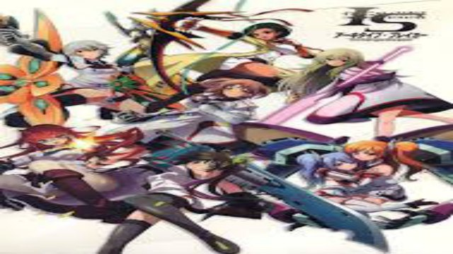 Infinite Stratos Archetype Breaker Mod Apk Free English DS 2