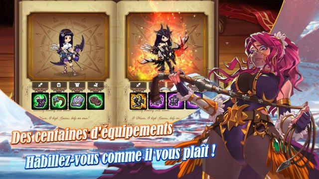Dolmenia Chroniques Gauloises Mod APK Free Download 1 for Android God Mode Menu DMG Multiple happy pure unlimited 4