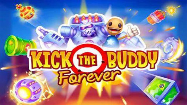 Kick The Buddy Forever Mod Apk All Unlocked Download Free Unlimited Money hack Android happy pure 1 gameplay
