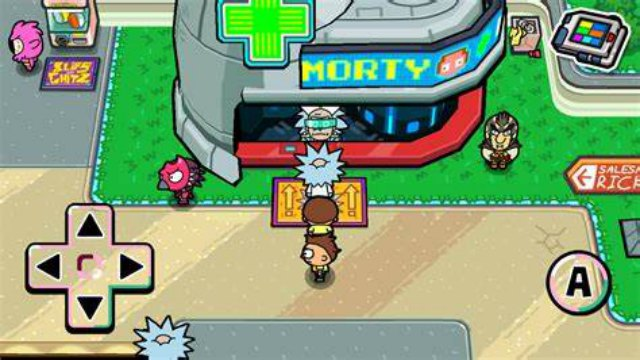 Rick and Morty Pocket Mortys Mod Apk unlimited coupons Free money Android download all tickets 1 2020 happy 2021 4