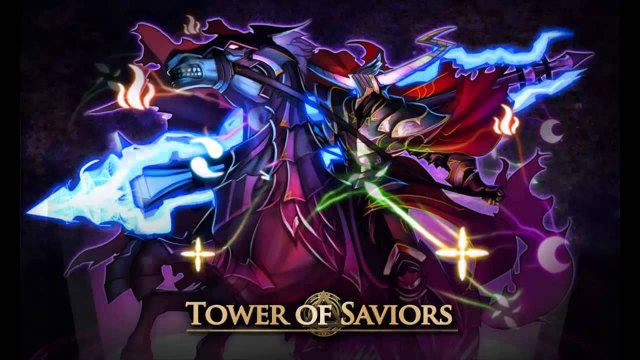 Tower of Saviors Mod APK Unlimited Money Free Download Android happy pure 1 diamonds coins menu English god 神魔之塔 Mode 2