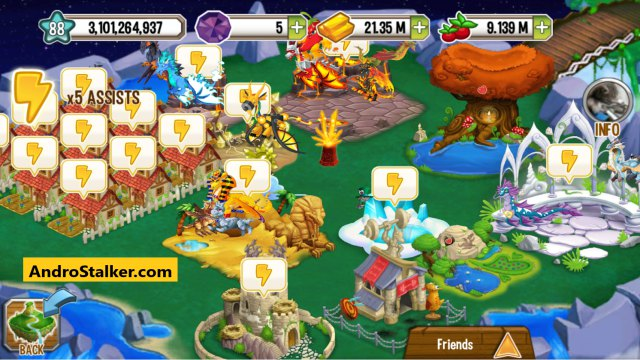 Dragon City Mod APK Gameplay Unlimited Gems Download 2020 everything no verification Android happy 1 walkthrough DONE 7