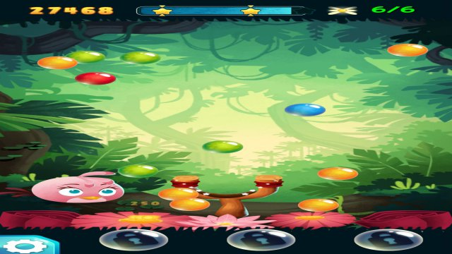 Angry Birds POP Mod APK gameplay bubble shooter free lives coins for Android money happy 1 pure unlimited boosters 9