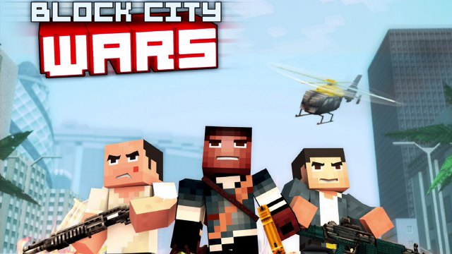 Block City Wars Mod Apk Unlimited Money God Full Gameplay for Android full health happy 1 pure gameplay latest 8