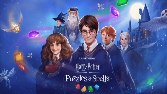 Harry Potter Puzzles & Spells Mod Apk Unlimited Lives Coins for Android gameplay walkthrough 1 happy pure gameplay 7