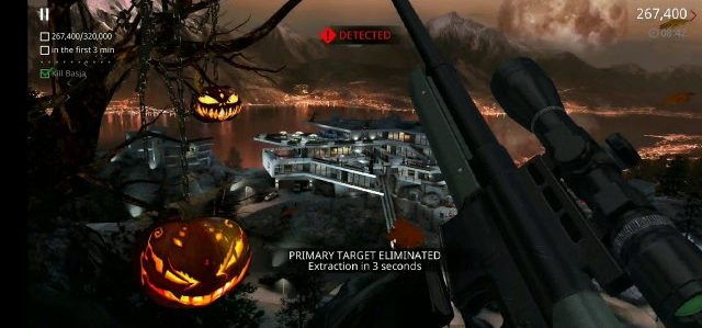 Hitman Sniper Mod APK Unlocked All Guns Free Download 2 for Android challenge 1 happy pure gameplay full guide mobile 9