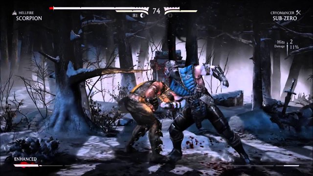 MORTAL Kombat X Mod Apk Unlimited souls + coins gameplay Android infinity money happy 1 pure walkthrough game 6