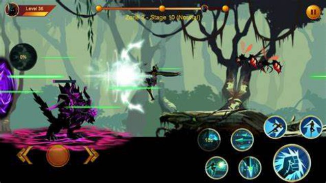 Shadow Fighter mod Apk unlimited cash free download gameplay for Android, PC, iOS, coins special edition happy titan 1 8