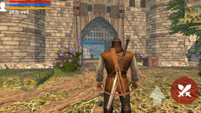 Barbarian Old School Action RPG Mod Apk Unlocked IAP free gold, money, developers menu Android unlimited God Mode 6