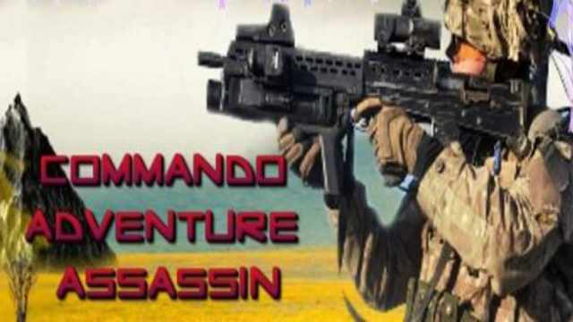 Commando Adventure Assassin Mod Apk unlimited money free download Android tested hack happy 1 pure game gameplay 6